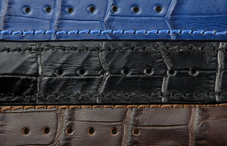 leather straps for Zeitwinkel watches